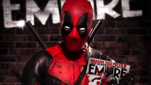 Empire Magazine | iPad/ DEADPOOL