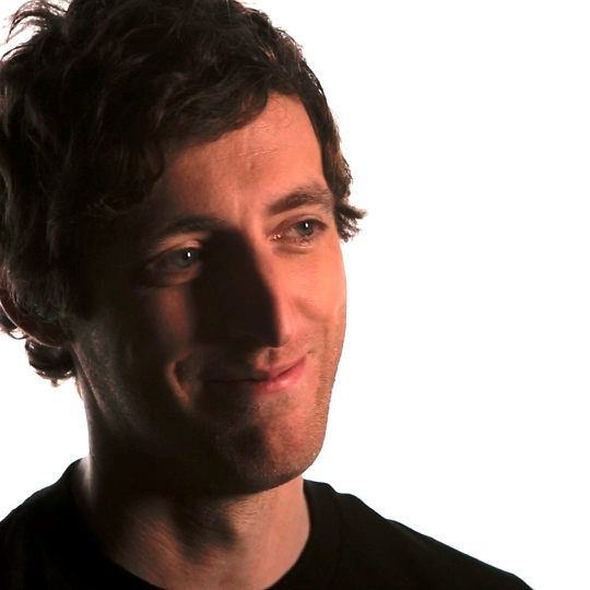 GQ Magazine | Thomas Middleditch