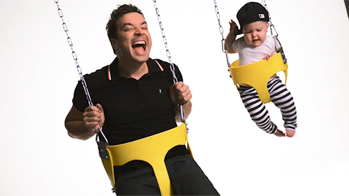 PEOPLE / Jimmy Fallon Workout