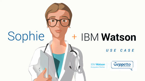 IBM Watson / Sophie