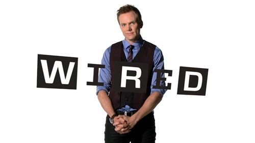 WIRED / Joel McHale